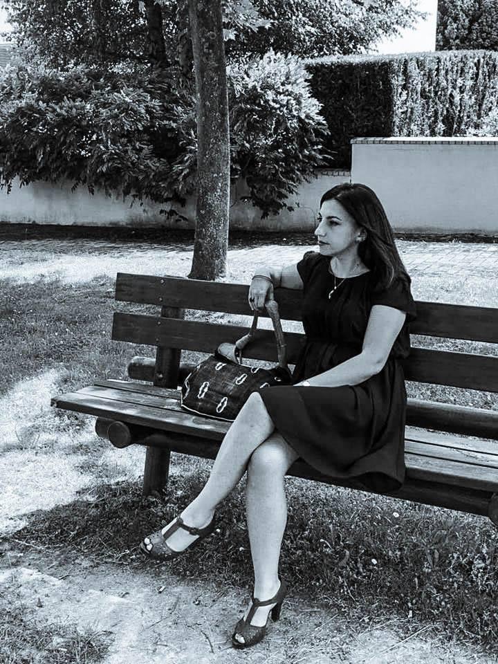 Photo assise banc