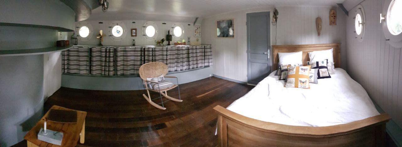 Panoramique chambre Allan Quatermain